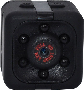 Mini Cube Spy Camera w/Night Vision