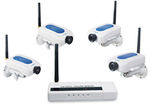 HS203IPx4 Wireless Camera System