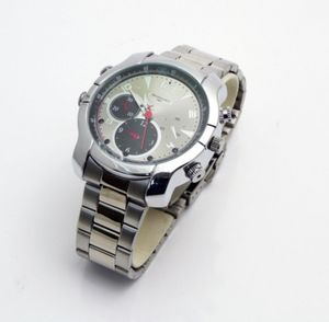 NIGHTWATCHSILVER4GB Spy Watch DVR