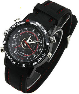 4GB Spy Watch/DVR