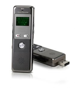 VR166 Voice Recorder