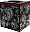 Bush Baby 2 Purple Tissue Box Covert Camera/DVR