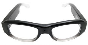 Stylish Clear Lens Glasses Spy Cam/DVR
