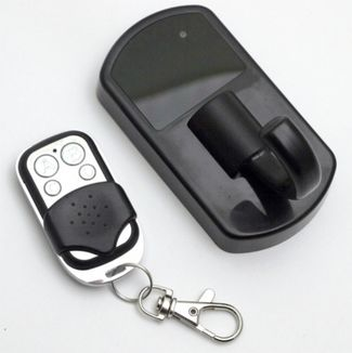 Hidden Camera Hook DVR with Remote