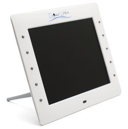 8 Inch Digital Picture Frame With Hidden Camera