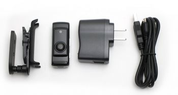 Motion and Voice Activated Camstick