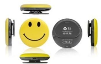 Smiley Spy Camera DVR