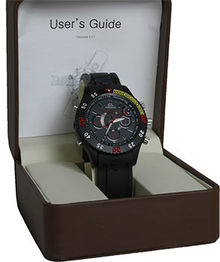 Motion Activated Water Resistant Watch Spy Cam/DVR