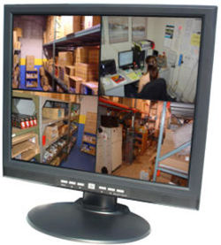 LCD 19 Inch Video Monitor