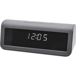 4K WiFi Alarm Clock Spy Camera/DVR