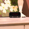 Bush Baby Wifi Alarm<br>Clock Spy Camera/DVR