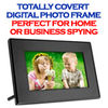 Digital Photo Frame<br>Spy Camera/DVR