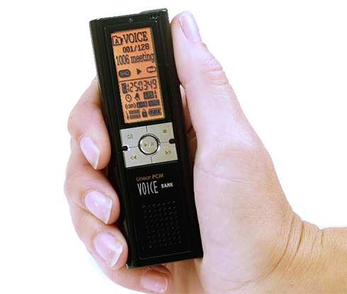 Diasonic Linear PCM Pro Voice Recorder
