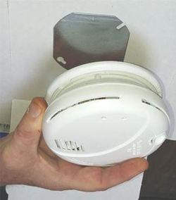 smoke detector spy camera - First Alert Smoke Detectors