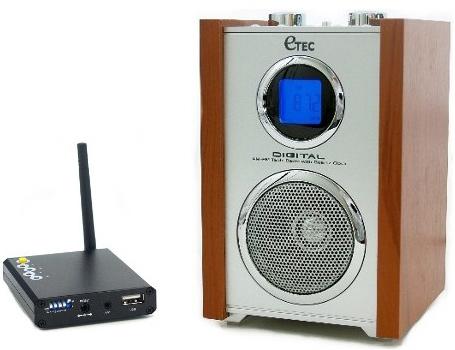 2 4ghz classic cube wood clock radio hidden camera. Black Bedroom Furniture Sets. Home Design Ideas