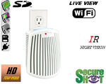 Secure Shot HD Live View Air Freshener Spy Camera/DVR