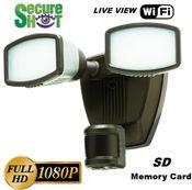 SecureShot HD-Live View-High Definition LED Motion Flood Light