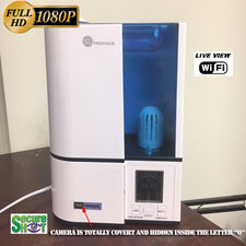 HIGH-DEF 720p Secure Shot WiFi Live-View Humidifier