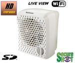 Secure Shot HD Live View Air Purifier Spy Camera/DVR
