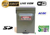 SecureShot HD-Live View-High Definition Utility Box SD DVR