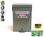 NightVision Electrical Box Hidden Camera/DVR