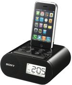 SecureShot Nightvision Sony Clock Radio/Ipod Dock