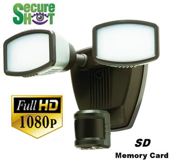 SecureShot High Definition LED Motion Flood Light