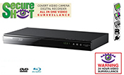 SecureShot Nighthawk Blu Ray Player With Nightvision