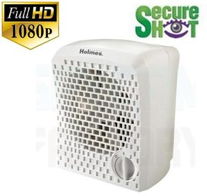 SecureShot Full High Definition 1080P Personal Air Purifier Camera/DVR w/Night Vision