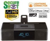 http://www.spygearco.com/SecureShotFullHighDef1080PIpodDockClockRadioCameraNightVision.htm