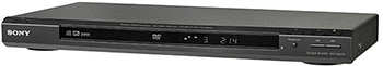SecureShot DVD player hidden camera
