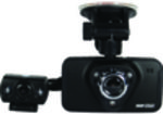 Mini 1080HD Dash Camera w/Built-In DVR and LCD Screen