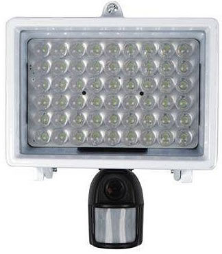 Small Spot Light Hidden Camera with Built-In DVR