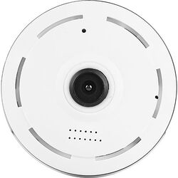 1280P HD Fish Eye Camera with Wi-Fi and DVR