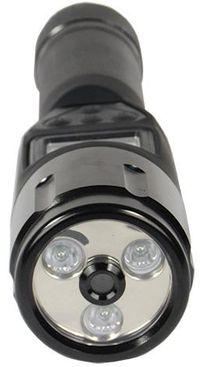 Flashlight Hidden Camera w/Built in DVR
