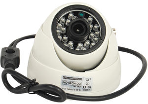HD Weather Proof Dome Camera<br>w/45 Feet Night Vision