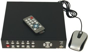 4 Channel Embedded DVR