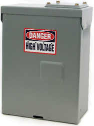 Self Contained Electrical Box Hidden Camera